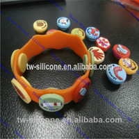 Shenzhen plastic allergy id wrist band for identification