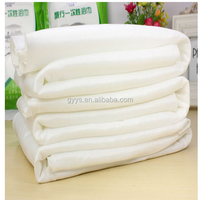 wholesale scented disposable hand towel 100% cotton white hankerchief
