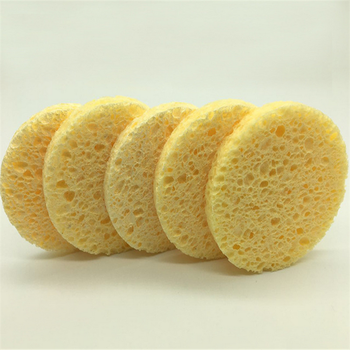 Sofeel hot sale Natural Facial Cleaning compressed Cellulose Sponge