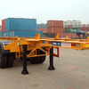 20ft Container Chassis Container Semitrailer Tanker