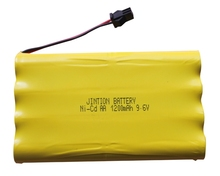 nicd battery pack AA 9.6v 1200mah rechargeable