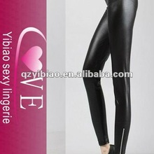 OEM and enough stock japanese girl sexy panty leather leggings winter