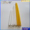 the most popular hotsale white taper candle wholesale flameless white taper candle for home use