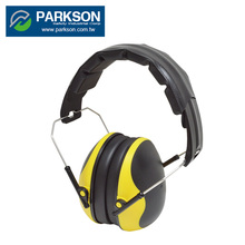 Taiwan Silence Zone Anti Noise Dual Color Custom Painting Foldable Shooting EP-108D Safety Ear Muffler