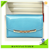 wholesale online shop long leather designer wallet for women