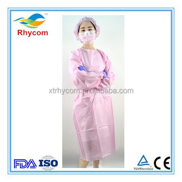 Manufacture Quality-Assured Uniform Lab Coats Custom Medical Mens Womens Unisex White Pink Green Lab Coat Waterproof