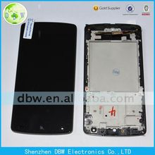 Original quality lcd screen complete with frame For LG Nexus 5 D820 Screen