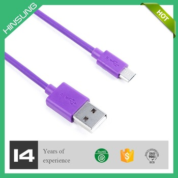 Hot Micro USB Cable Charging & Sync Data Cable Charger Cord For Android