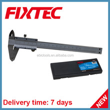 Fixtec 0.02mm accuracy vernier caliper with angle measurer