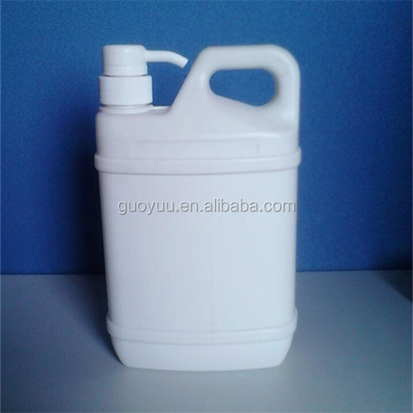 1500ml Cheap Detergent Chemical Composition Plastic Containers