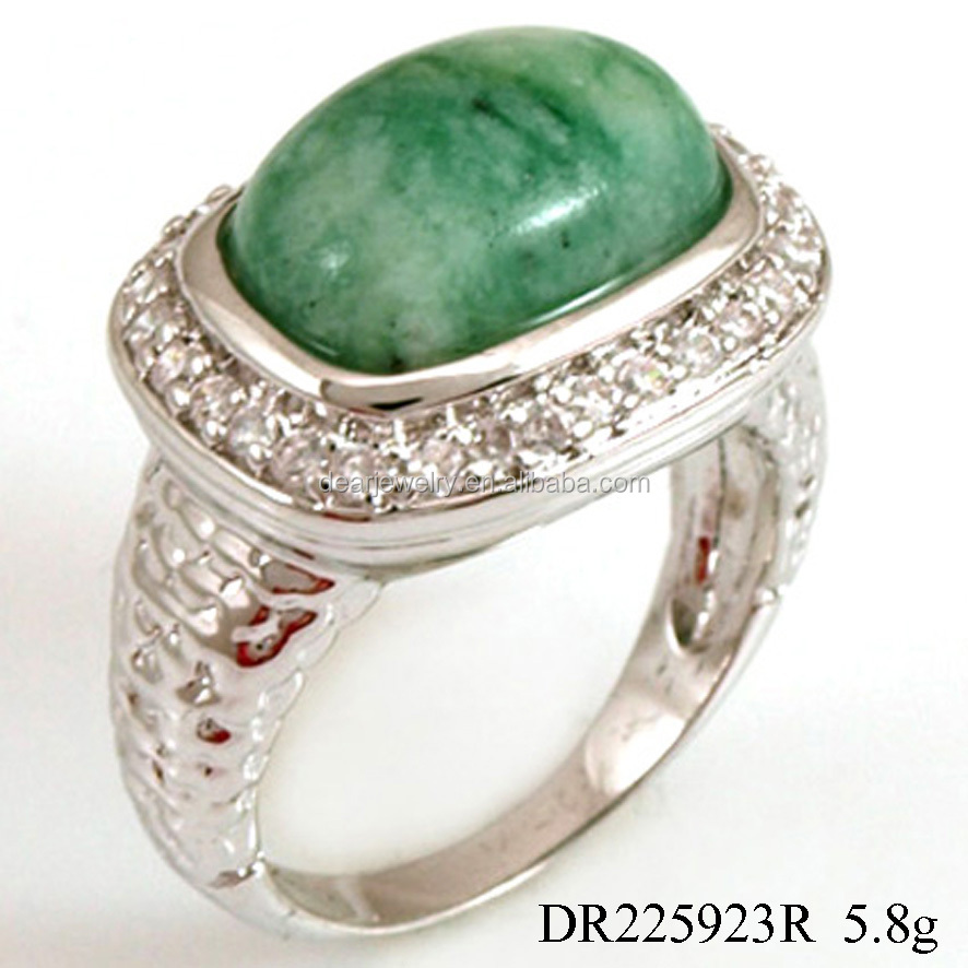 Finger Accessory Ordering Color Stone Women Hollow Rings