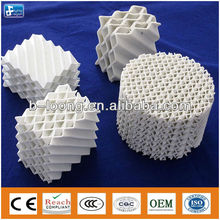 ceramic corrugated packing Structured packing