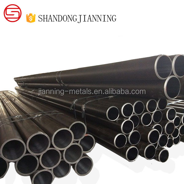 hot rolled carbon steel seamless honed steel tube/pipe