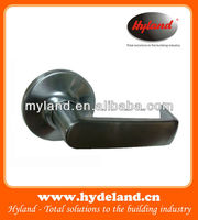 028 Outside Lever Handle of Fire Door Panic Bar