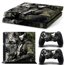 fashion design Skin Sticker for PS4 for Playstation 4 Console wrap cover