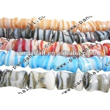 Antique Venetian Lampwork Beads(LAMP-20X15-6)