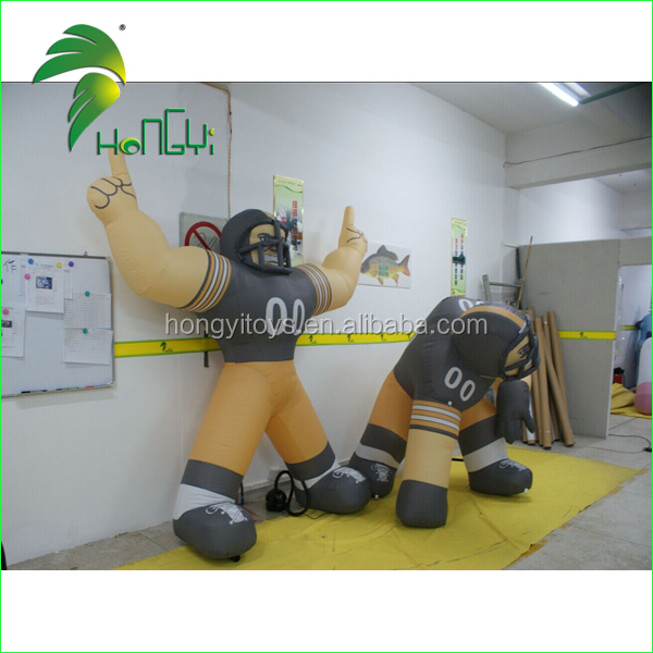 Inflatable Football Player 11 (2)