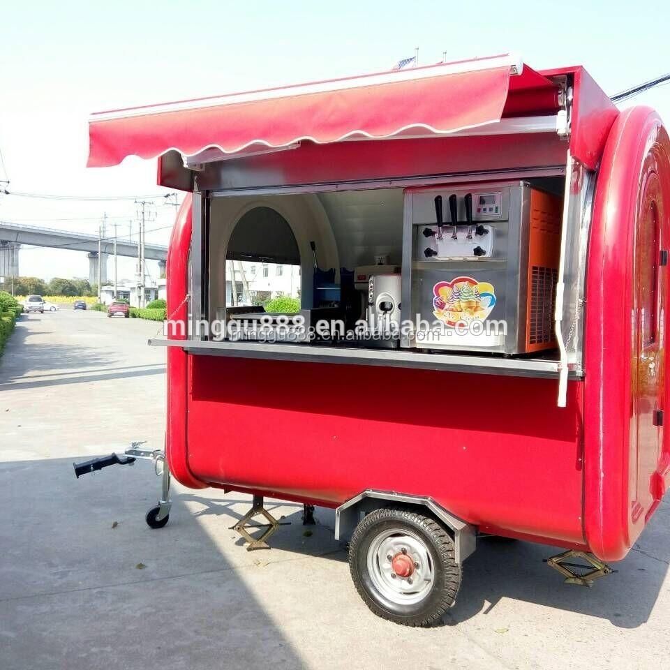 La Hot Dog Cart