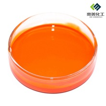 fluorescent pigment paste orange EM-002 for interior outer wall paint