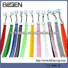stainless steel lanyard for e-cig with lanyard stainless ego series stainless landyard