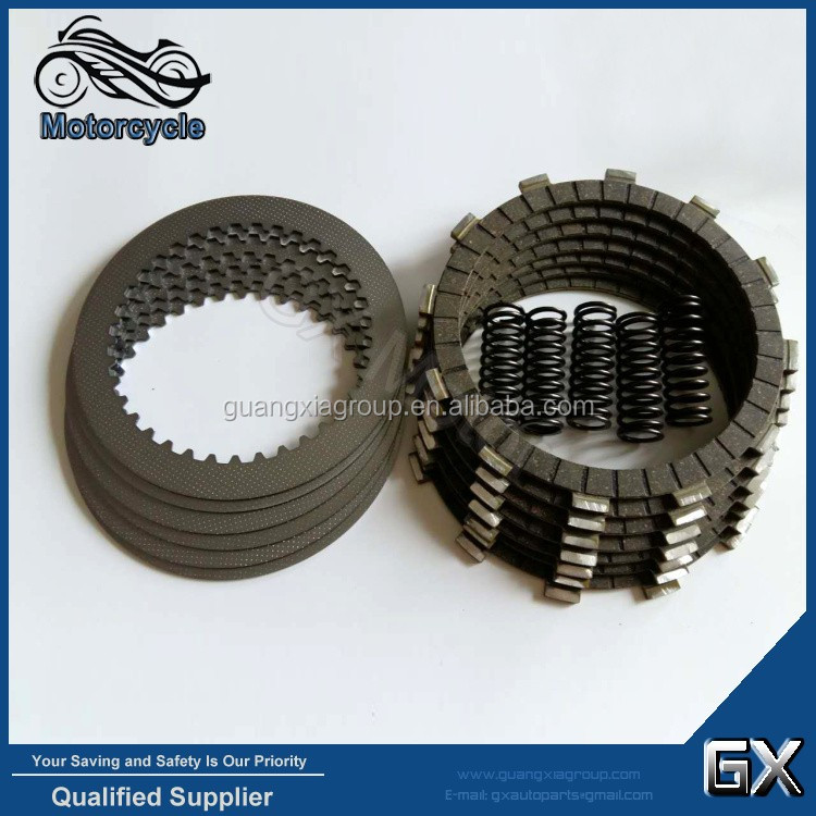4x4 ATV Quad Clutch Kits ATV Engine Parts Clutch Disc Fiber Steel Plate Springs