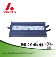 Constant current 2400ma led driver 80w 100w dimmable power supply