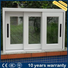 Guangzhou import philippines interior plastic glass window price
