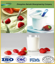 Factory supplying food preservatives in dairy products