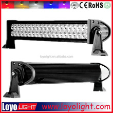 wholesale price dual row 120W 24 inch led work driving bars for 4x4 vehicle Truck ATV UTE Fog 4WD offroad led light bar