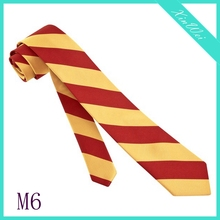 Custom Leisure Men's Stripe Necktie