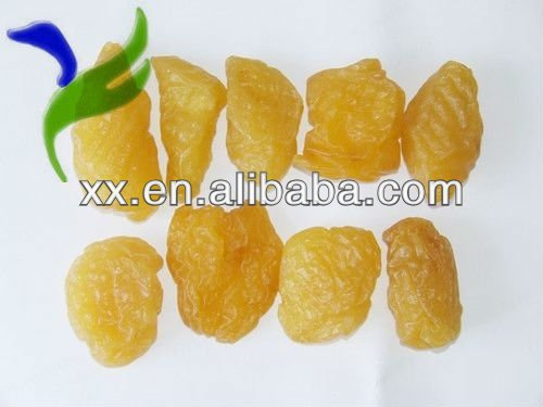import bulk cheap chinese Yellow Sweet Dried Peach fruit factory