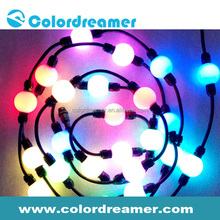 Colordreamer Led Glowing Orb DMX Madrix Ball Lamp 0.8W Round Ball