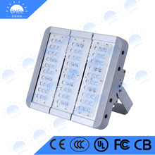 New style module 90w IP65 waterproof outdoor SAMSUNG SMD3030 stage lighting finned radiator led floodlight