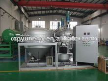 Waste oil or used oil to biodiesel machine