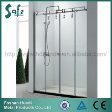 distributors wanted bathroom shower with tempered glass