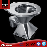 Cheap stainless steel sanitary ware toilet bowl spy cam