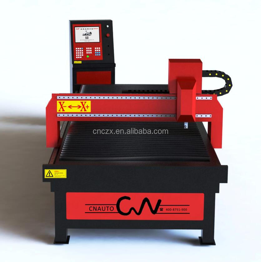 cnc plasma cutting machine table best price from China supplier