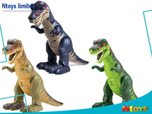 6556496 NEW B/O TOYS DINOSAUR WITH SOUND AND 3COLOUR