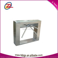 1.5mm stainless steel 304 price RFID reader turnstile access control for gym