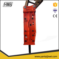 China hydraulic rock breaker prices of excavator