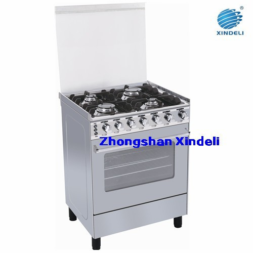 Gas cooker top Gas/Electric oven