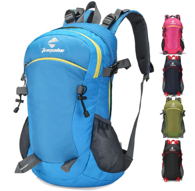 Online shop China custom travel daypack lightweight waterproof backpack