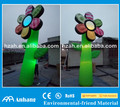 Beauty Standing Flower Inflatable LED Flower for Night Decoration