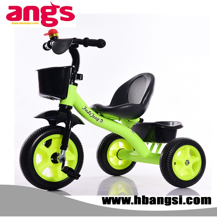 2016 hot sale children three wheels bike and kids tricycle made in china /china baby tricycle