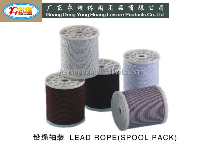 lead curtain weight curtain rope lead curtain line lead line
