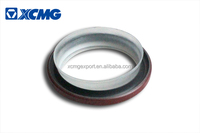 XCMG Truck Crane QY25K-II QY25K5-I QY25K5A SC8DK280Q3 D02B-104-02A + B front of the crankshaft oil seal (spare parts) 860122146