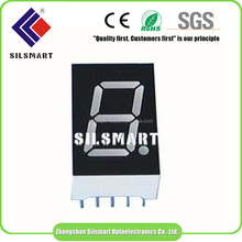 number Display Function large size 16 inch 7 segment led display