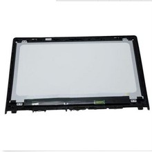 LCD panel with touch glass LP156WHU-TPB1 For Lenovo IdeaPad U530
