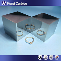Solid Tungsten Carbide Cube For Wear