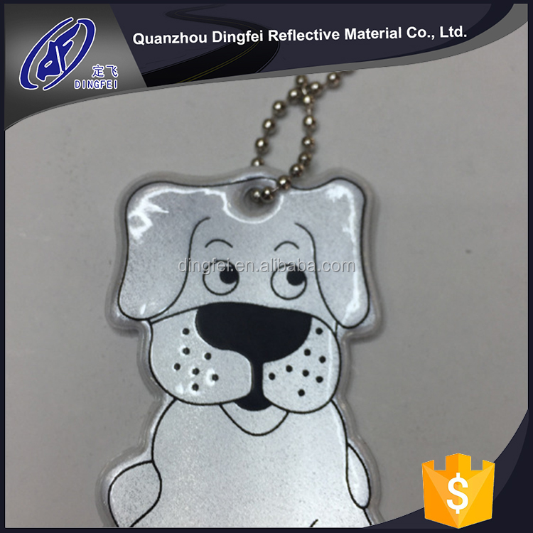 china wholesale market agents key reflective accessories crystal stickers